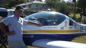 Helmuth Lehner and his Aerospool Dynamic
