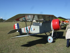 Nieuport replica for sale